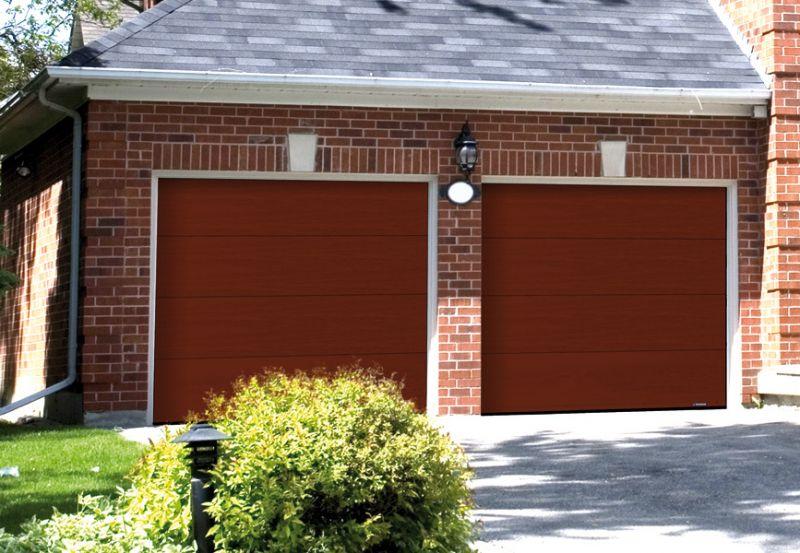 Portes de garage alu glass for Choisir sa porte de garage